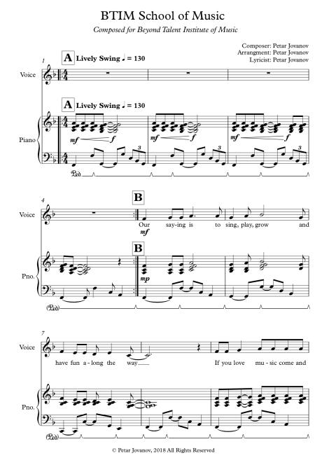 BTIM SONG