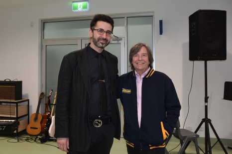Photo with John Paul Young